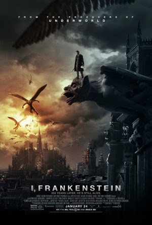 Filme Poster Frankenstein – Entre Anjos e Demônios R5 XviD Dual Audio & RMVB Dublado