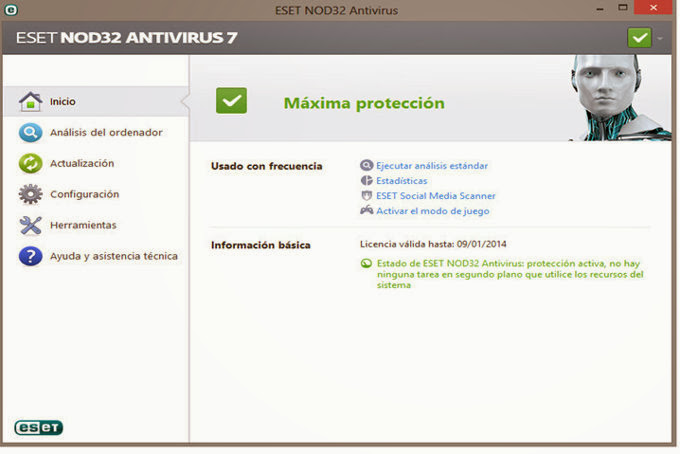 Nuevas versiones ESET Nod32 y Smart Security