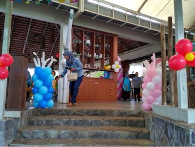 dekorasi balon di cisauk