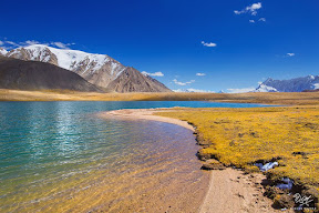Shimshal Pass Lake - Shimshal Valley, Pakistan