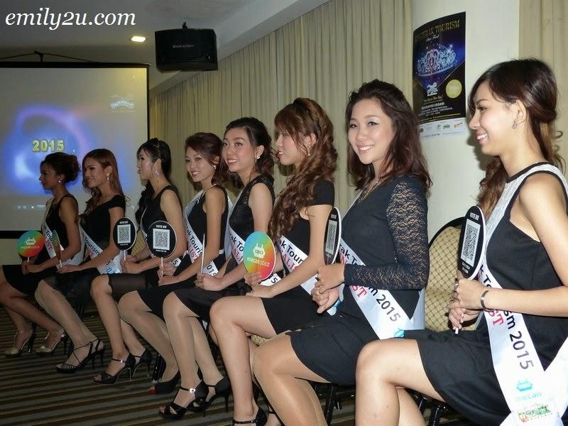 Preview Miss Perak Tourism