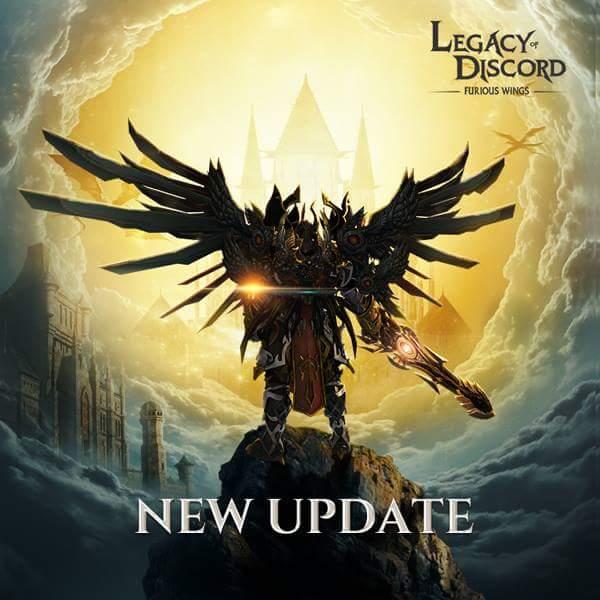 Legacy of Discord Yeni Güncelleme Detayları