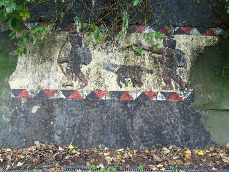 Puli  en passant , entre autres, par les villages de l ethnie Bunum de Loloko et Dili. J 10 - P1170185.JPG