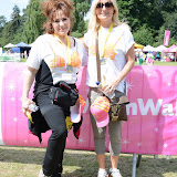 WWW.ENTSIMAGES.COM -  Harriet Thorpe and Gaby Roslin at    THE SUNWALK LONDON 2013                                                  Photo Mobis Photos/OIC 0203 174 1069