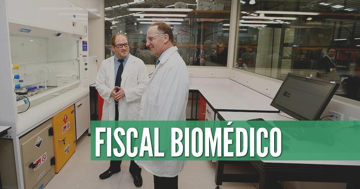 Fiscal Biomédico