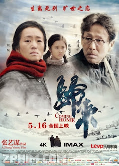 Quay Về - Coming Home (2014) Poster