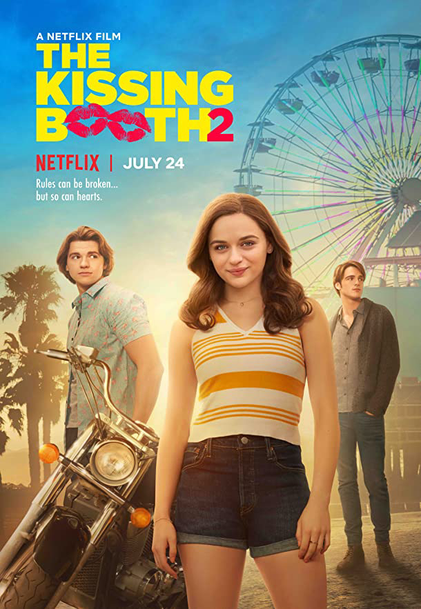 [Movie] The Kissing Booth 2 (2020)