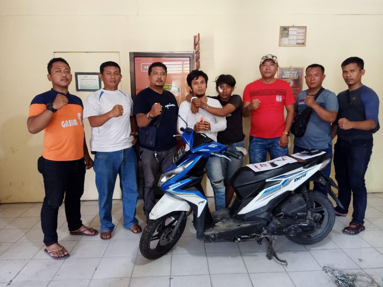 Tim Sus Gurita Polres Tanjung Balai Dalam 3 Jam Berhasil Ungkap Pembobolan Rumah