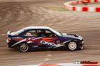 Blue BMW E36