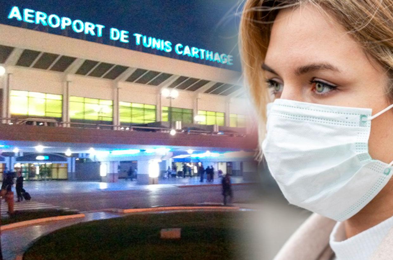عاجل / 26 اصابة بفيروس كورونا في صفوف أعوان مطار تونس قرطاج الدولي !