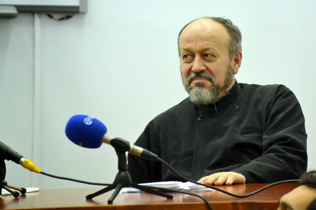 Pr. Constantin Necula despre tineri, FTOUB 189