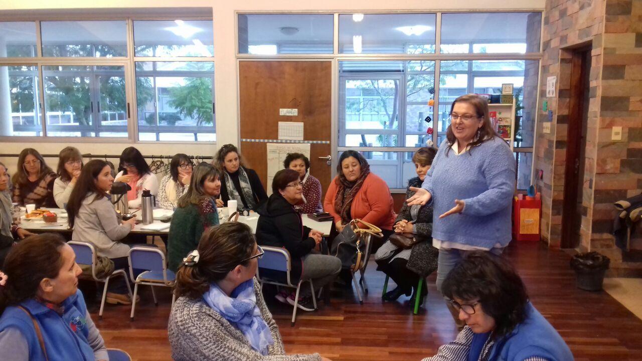 Blog de la inspecci n departamental de educaci n inicial y for Jardin 81