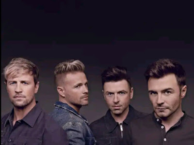 Music: As I lay my love on you - Westlife (throwback Nigerian songs)
