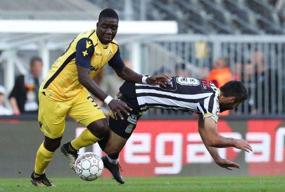 Marvelous Nakamba Scooped Club Brugges Player Of The Month For September