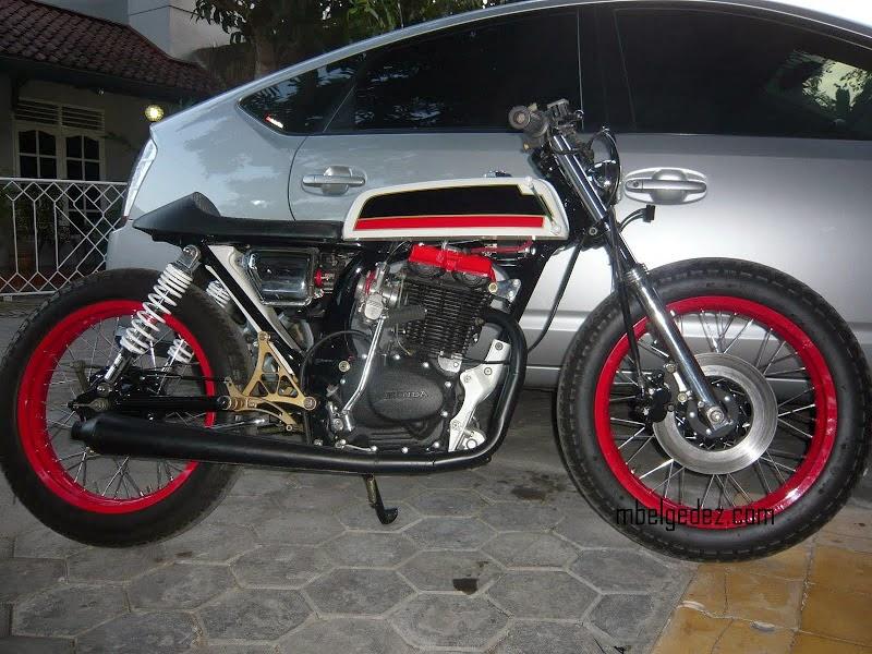Modif Motor Honda Mega Pro