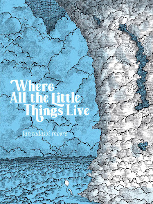 The Book Cover for Where All the Little Things Live