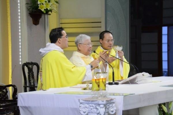 Mừng bổn mạng Liên huynh Thánh Tôma Aquinô