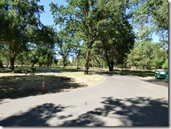 Sycamore Grove Campground, Red Bluff, CA