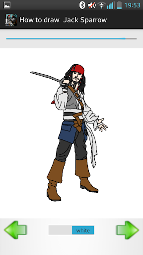 玩教育App|繪製加勒比海盜免費|APP試玩