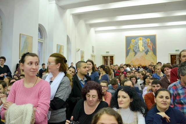 Pr. Constantin Necula despre tineri, FTOUB 036