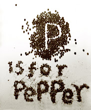 Photo: Sally Wakelin - P is for pepper