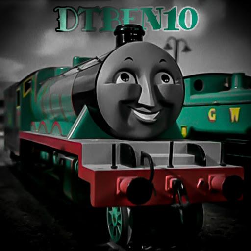 Douglas The Black Engine Number 10 // DTBEN10 review