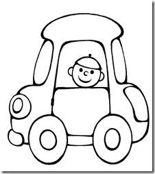 medios de transporte colorear niños (10)