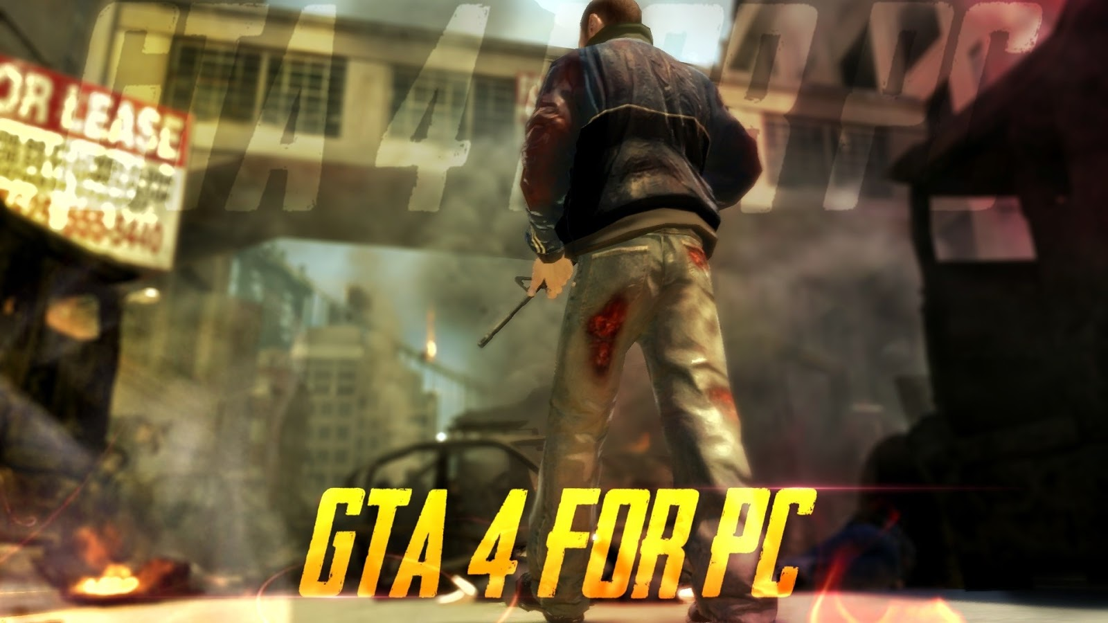 GTA 4 Highly Compressed in Parts