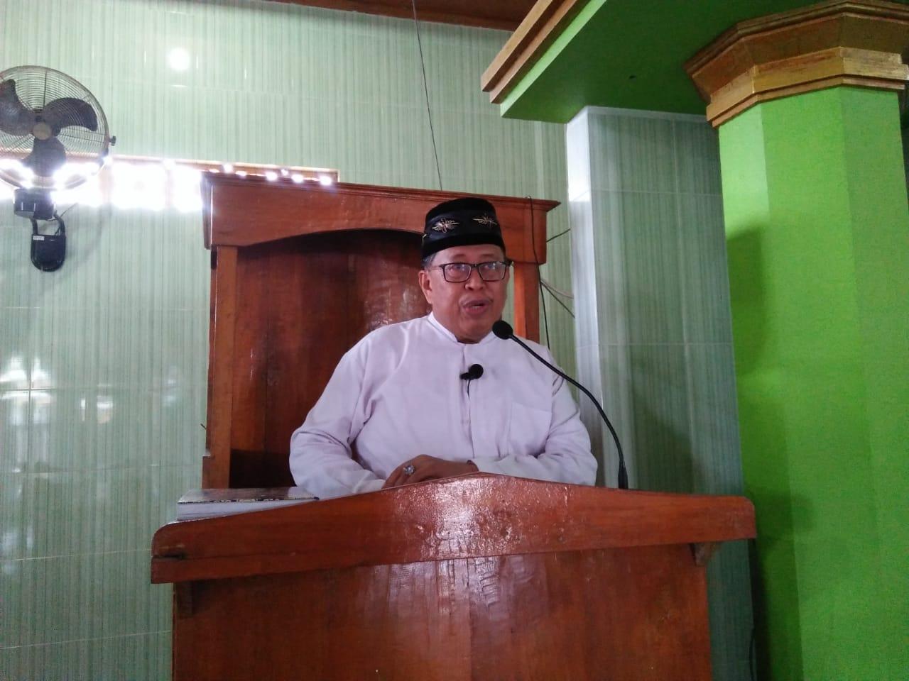 Cegah Penularan Corona di Masjid, Ini Imbauan Ketua DMI Sinjai