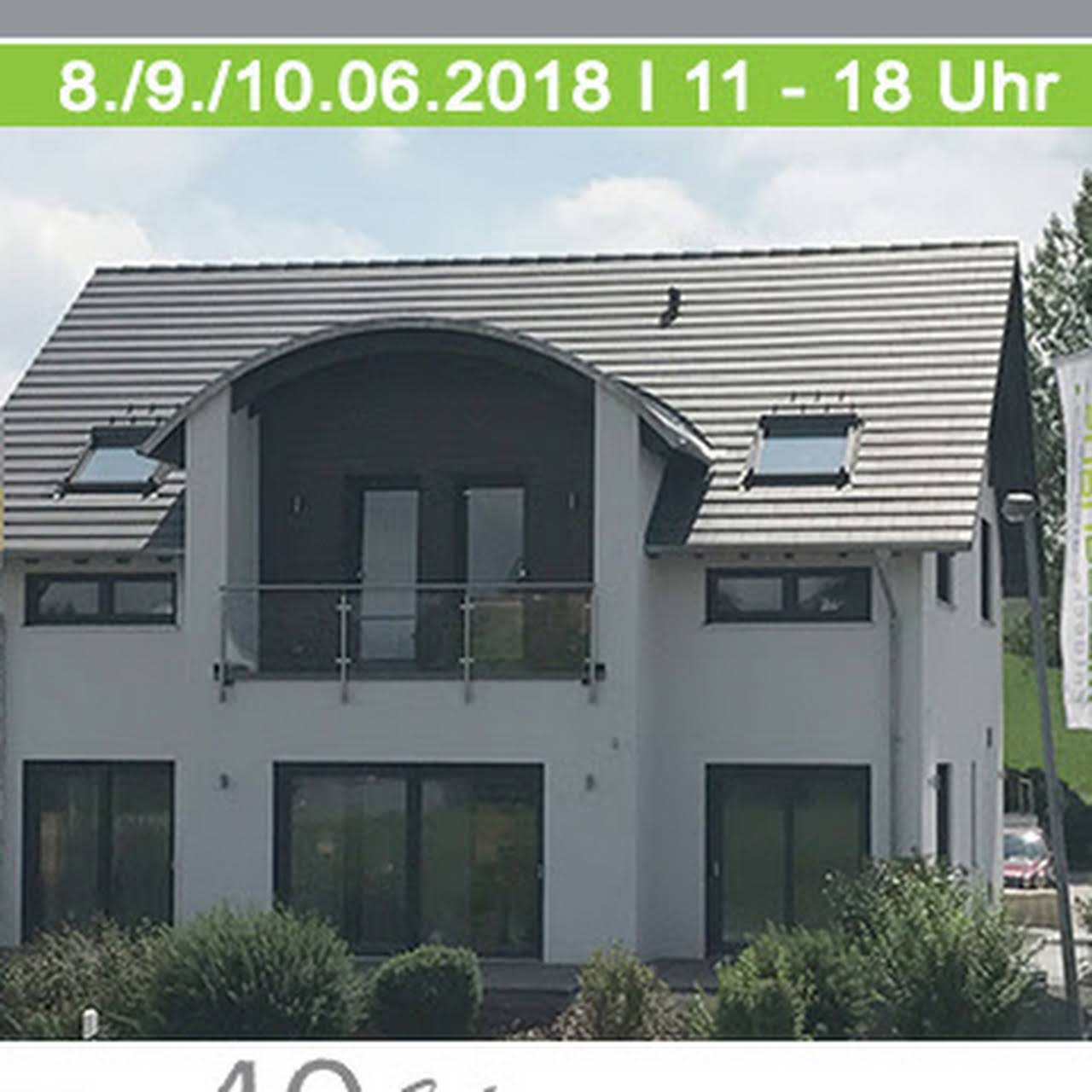 massa haus Musterhaus Illingen - Fertighaushersteller in ...