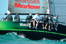 j111 wicked 2.0 sailing key west race week