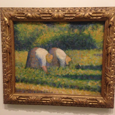 Monet at the Guggenheim Permanent Collection