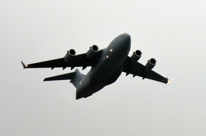 C-17 Globemaster III - Indian Air Force - IAF