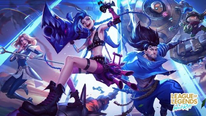 League Of Legends Wild Rift Hack Mod Apk V2