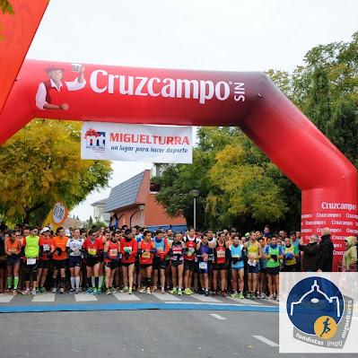 Media Maratón de Miguelturra 2013 - Carrera