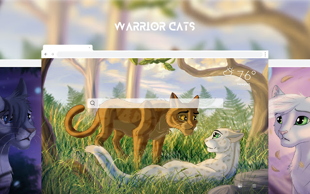 Warrior Cats HD Wallpapers New Tab
