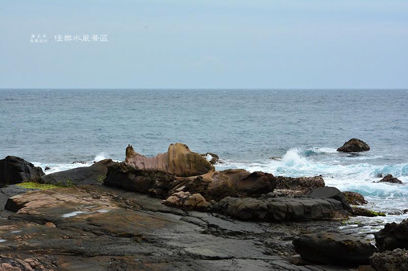 佳樂水風景區蝸牛石