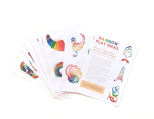 RAINBOW PLAY IDEAS PDF
