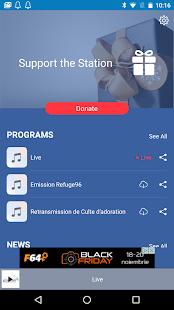 Radio Fleuve de Vie - náhled