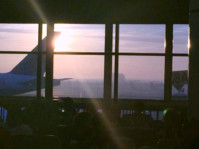 Aiport Sunrise 1