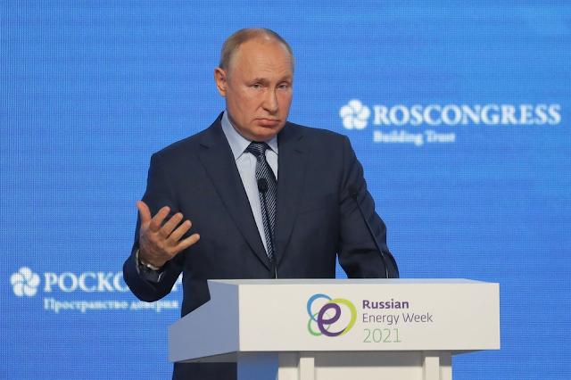 """Crisis energética en la UE: Bruselas busca amortiguar el impacto y Putin responsibilizó a Europa por sus """"fallas sistémicas"""""""