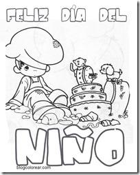 dia del niño 5ce