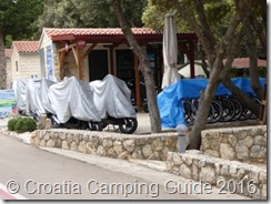 Croatia Camping Guide - Camp Strasko Rent a Bike