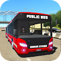 City Public Bus Simulator Free icon