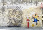 1. Malaisie - PENANG - Street art