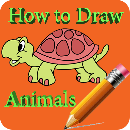 How to draw animals on phone 漫畫 App LOGO-硬是要APP