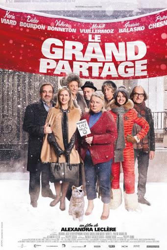 Όλοι οι Καλοί Χωράνε (Le Grand Partage) Poster