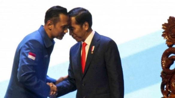 AHY: Rakyat mau presiden baru, bukan elu lagi!