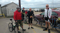 Thursday ride on Mersea Island