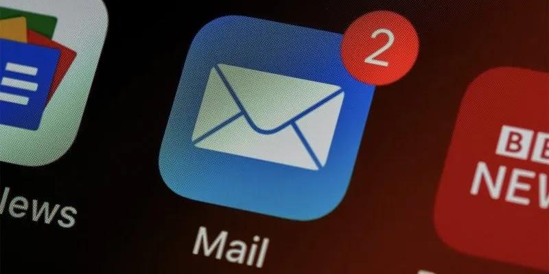 اضافة حساب بريد الكتروني اي فون مميز
